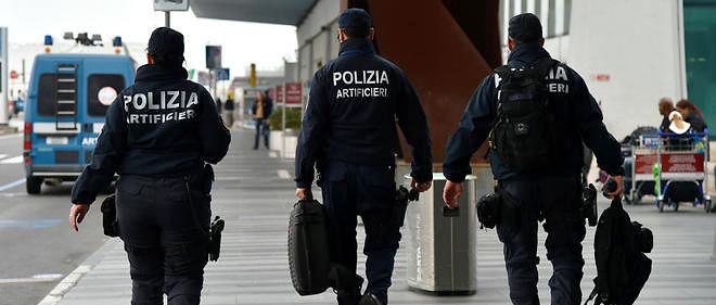 Djamal Eddine Ouali a été arrêté samedi dans la région de Salerne, près de Naples.