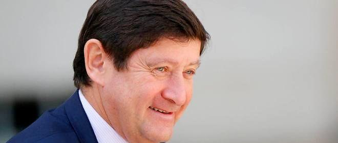 Le ministre des Sports, Patrick Kanner.