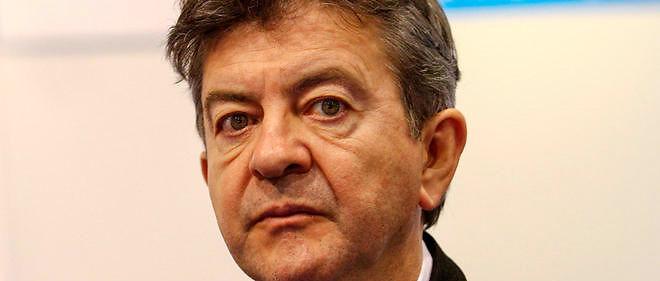Mélenchon se prononce pour l'arrêt des bombardements en Syrie.
