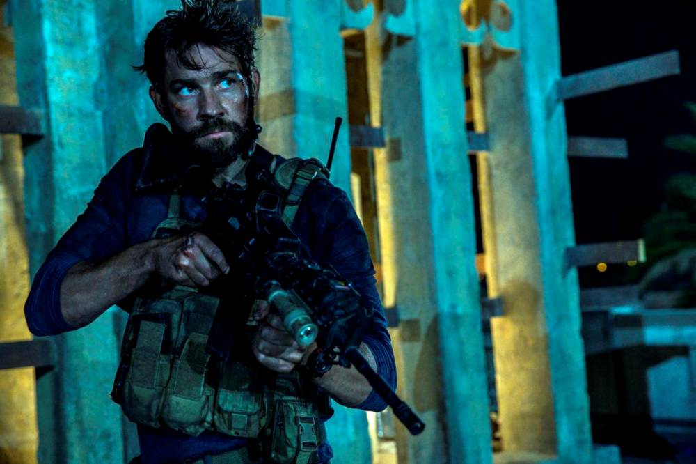 Film Review-13 Hours: The Secret Soldiers of Benghazi © Christian Black