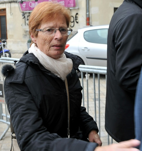 L'ancienne adjointe à l'urbanisme de La Faute-sur-Mer Françoise Babin le 1er décembre 2015 à Poitiers © GUILLAUME SOUVANT AFP/Archives