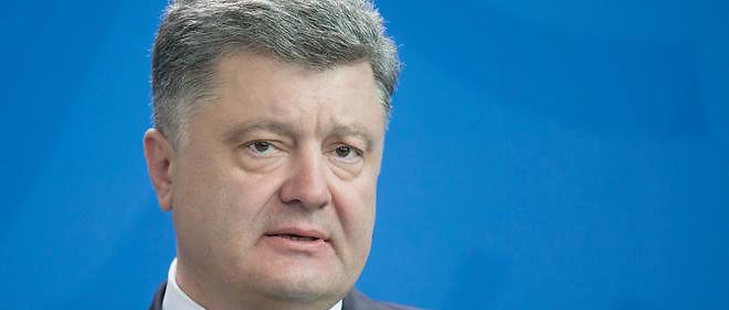 Le président ukrainien est mis en cause dans l'affaire Panama Papers