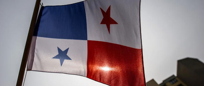 Le drapeau du Panama (photo d'illustration).