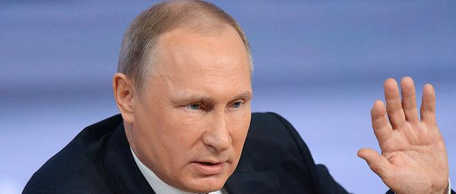 Vladimir Poutine impliqué dans Panama Papers.