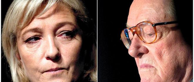 La clan Le Pen est éclaboussé par le scandale des Panama Papers.
