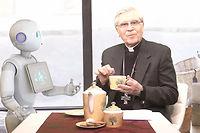 Cette semaine, l'évêque de Gap et d'Embrun, s'interroge sur la relation humain-robot.