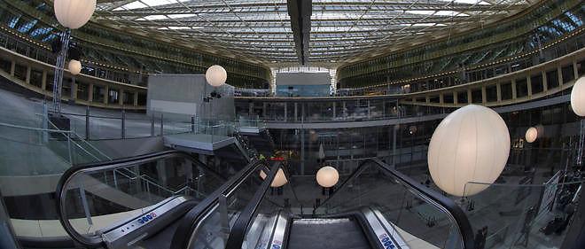 La Canopée des Halles ouvre au coeur de la capitale