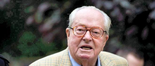Jean-Marie Le Pen dément tout lien avec le scandale Panama Papers.
