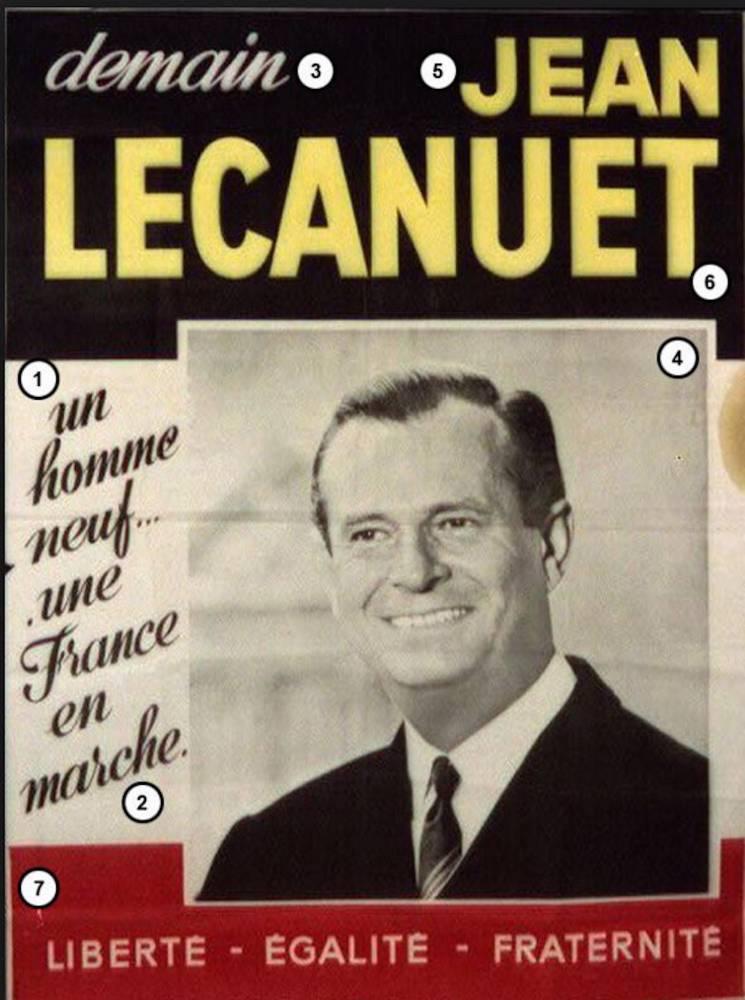 Lecanuet, la France en marche ©  DR