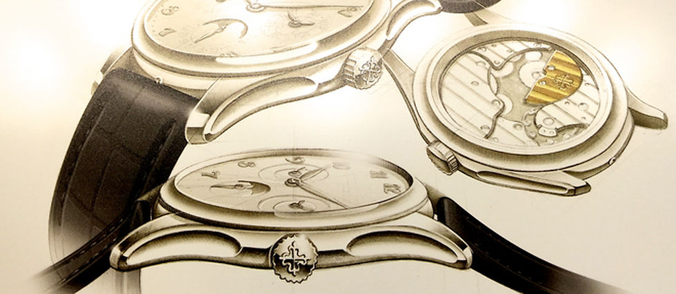 Pas question de montres connectées pour Patek Philippe, marque légendaire de la haute horlogerie suisse.