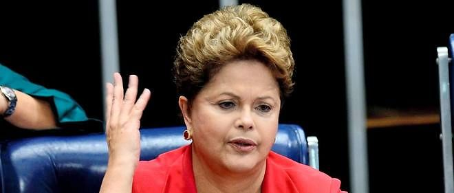 Dilma Rousseff, photo d'illustration.