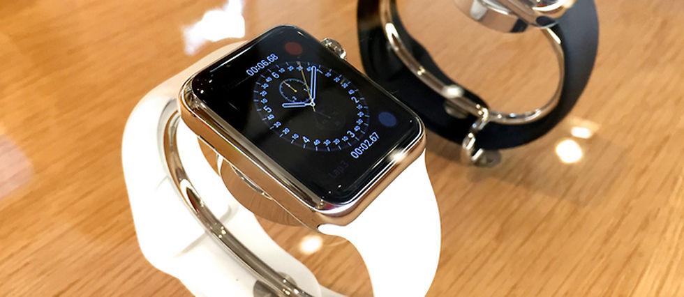 Une nouvelle Apple Watch annoncée en juin prochain ?