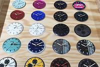 A chacun de concevoir sa montre sur mesure dans les moindres détails, dans les Watch bars de Fossil...