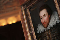 William Shakespeare est mort le 23 avril 1616 a Stratford-upon-Avon. (C)LEON NEAL