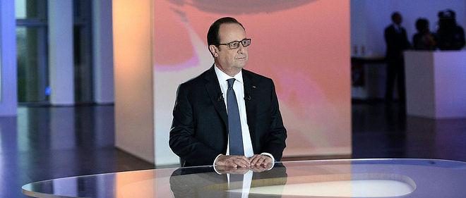"""Dans """"Dialogues citoyens"""", François Hollande a évoqué la guerre en Syrie."""