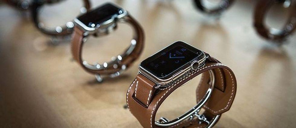 Avec un seul modèle de montre connectée, Apple réaliseraitun chiffre d'affaires de 4,11 milliards d'euros.