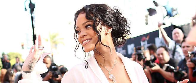 """Avec son dernier album """"ANTI"""", Rihanna s'était hissée à la première place des ventes d'albums mondiales en quelques heures seulement."""