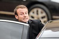 Que signifie Emmanuel Macron ? Un homme neuf ou une vieille tactique ? ©ALAIN JOCARD