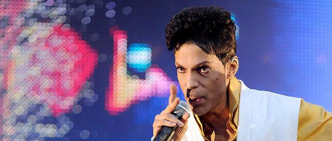 Le chanteur américain Prince est décédé.