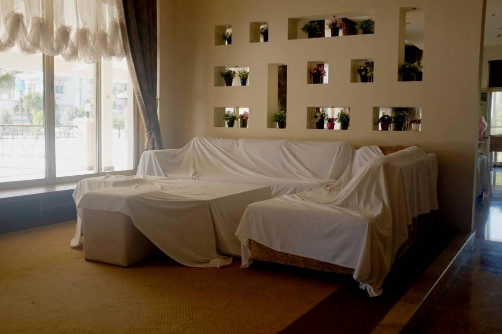 """Hôtel Turquie © Quentin Raverdy pour """"Le Point"""""""