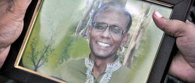 Rezaul Karim Siddique avait 58 ans et était professeur d'anglais.