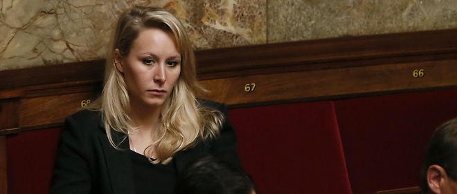 Marion Maréchal-Le Pen, députée FN du Vaucluse.