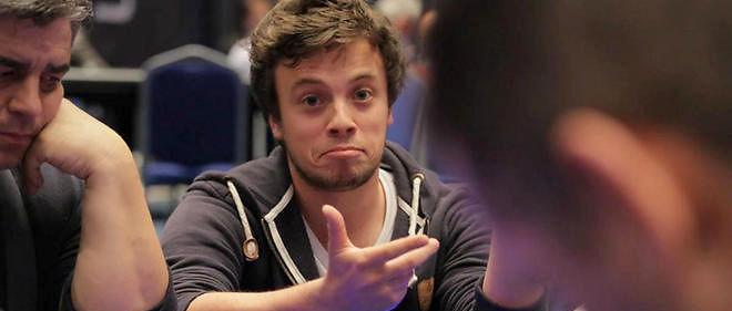 Romain Lewis, jeune joueur prometteur, vient de remporter La Maison du bluff.