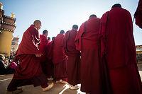 L'enseignement du Bouddha se divise en quatre parties : les