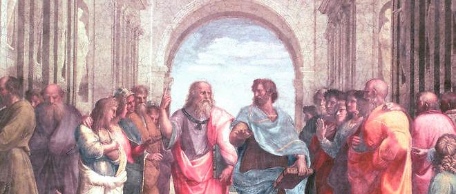 platon aristote et cicéron, la philosophie du droit