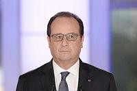 Moi, président de la République, j'ai rétréci la France pour la mettre à ma mesure plutôt que m'élever à la haute de ma fonction... ©Stéphane de Sakutin/AFP