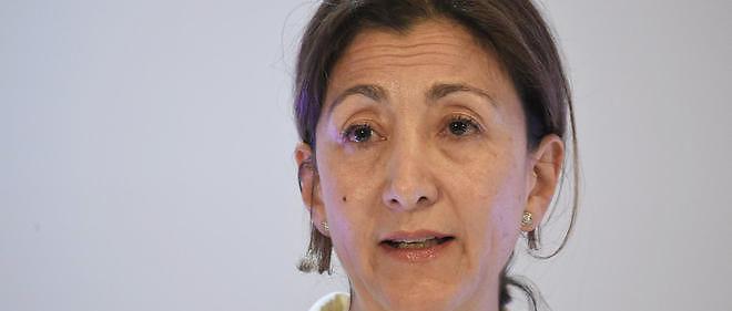 Ingrid Betancourt lance un appel à la Colombie.