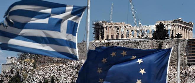 La Grèce est une nouvelle fois dans le viseur de l'UE. Image d'illustration.