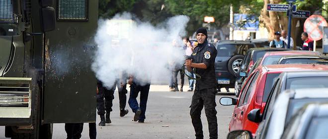 Huit policiers ont été tués en Égypte. Image d'illustration.