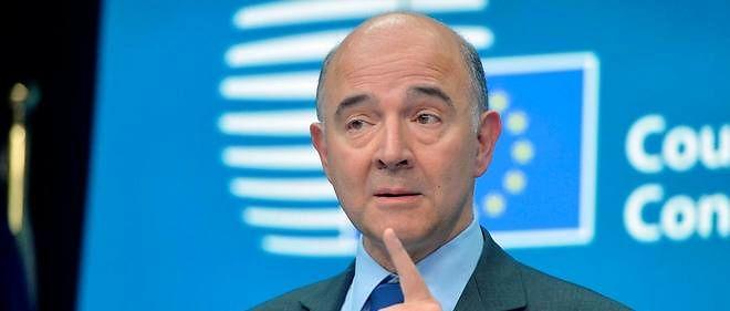 Pierre Moscovici est optimiste pour les prévisions de croissance.