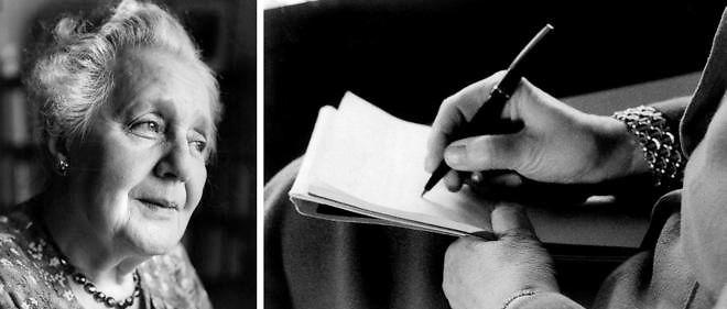 Melanie Klein (1882-1960), maître à penser de la deuxième génération psychanalytique et l'un des objets de la mythologie freudienne : le calepin.