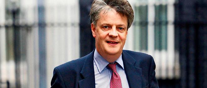 Jonathan Hill, commissaire aux Services financiers. Pour plusieurs observateurs, il est l'homme de paille de la City etdu lobby bancaire.
