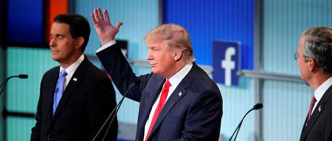 Facebook est largement critiqué depuis quelques jours pour son soutien financier à la convention républicaine cet été, où Trump sera investi candidat à la présidentielle.