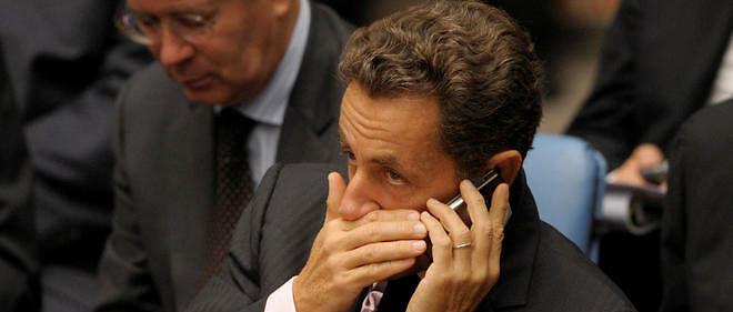 Nicolas Sarkozy est mis en examen notamment pour des soupçons de corruption d'un magistrat, Gilbert Azibert.