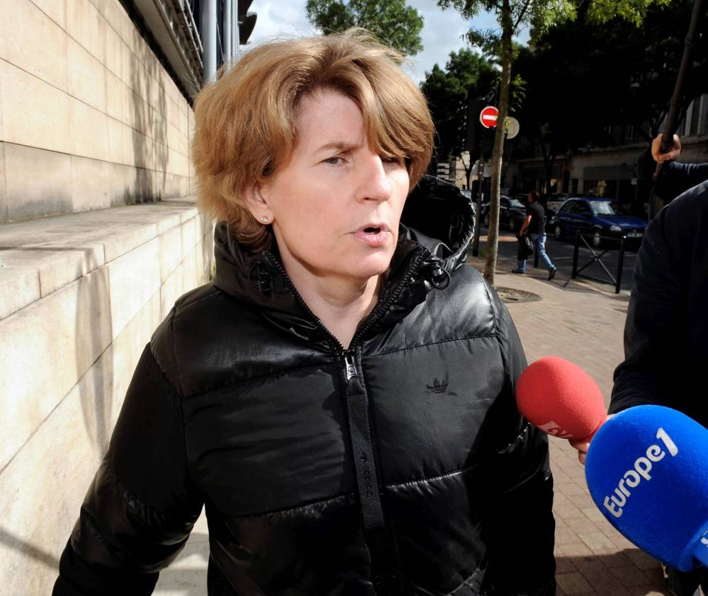 FRANCE-JUSTICE-BETTENCOURT-INQUIRY-THIBOUT © JEAN-PIERRE MULLER