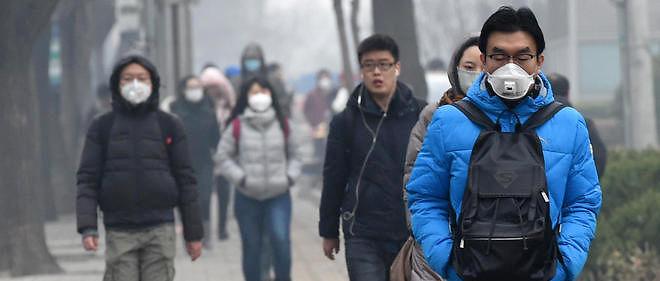 Pékin est une des villes les plus polluées du monde, selon l'OMS.