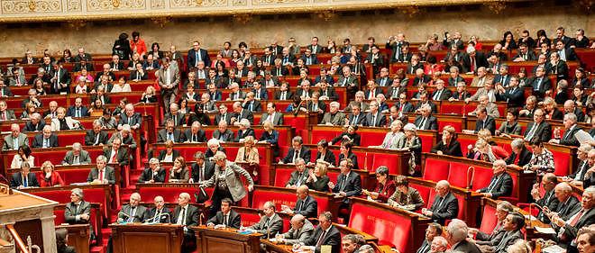 L'Assemblée nationale durant les questions au gouvernement. Image d'illustration.