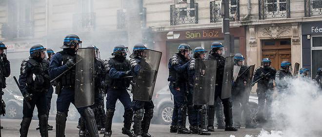 Les manifestations contre la loi travail sont souvent émaillées de débordements.