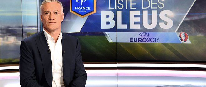 Didier Deschamps a livré une liste des 23 sans grosses surprises pour l'Euro 2016.