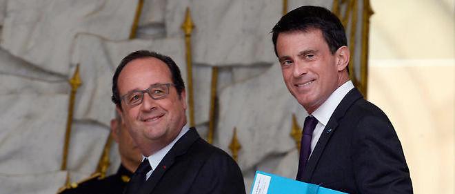 Le président François Hollandes'est glorifié d'avoir «redressé» le pays, mais les déficits enflent.