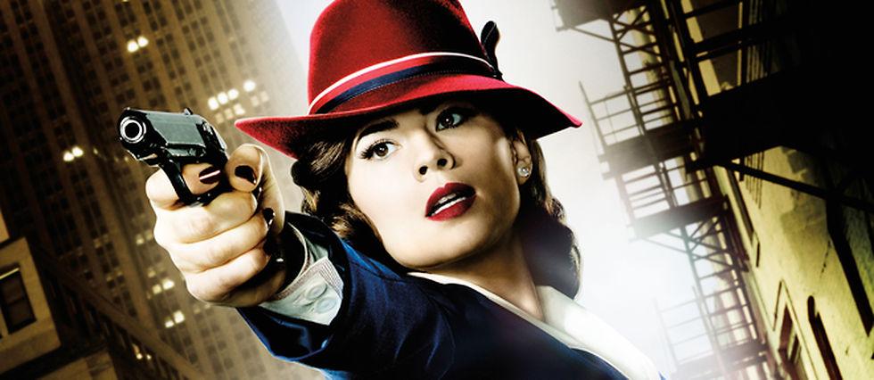 Agent Carter compte parmi les séries annulées sur ABC.