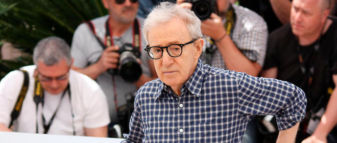 """Woody Allen a souligné qu'""""il en fallait beaucoup pour qu'il se sente offensé""""."""