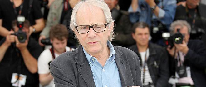 """Ken Loach présente """"Moi, Daniel Blake"""" au 69e Festival de Cannes."""