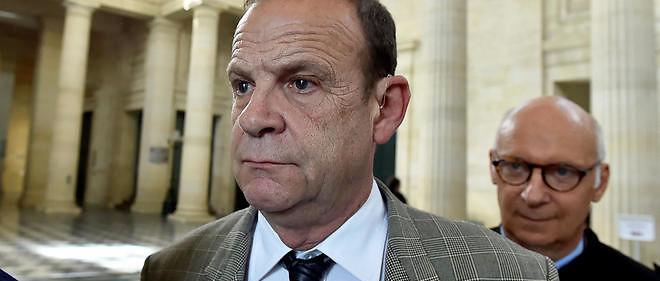 Pour son procès en appel, François-Marie Banier a adopté un profil bas.