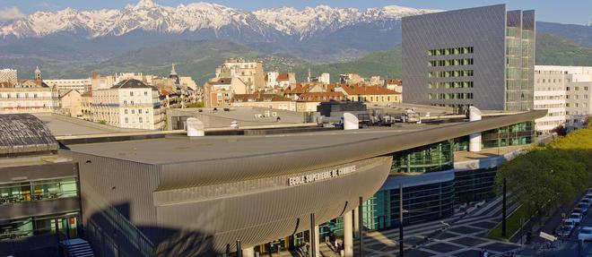Grenoble Ecole de management. Photo d'illustration.