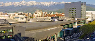 Grenoble Ecole de management. Photo d'illustration.